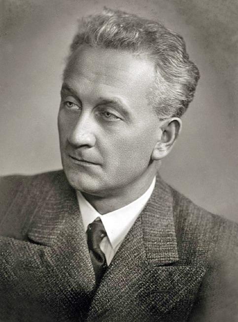 Szent-Györgyi Albert Nobel-díjas tudós