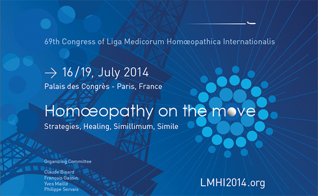 Paris - LMHI Congress - 2014