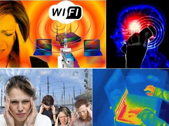 Elektroszmog káros hatásai