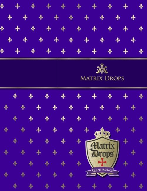 Matrix Drops Quintessence