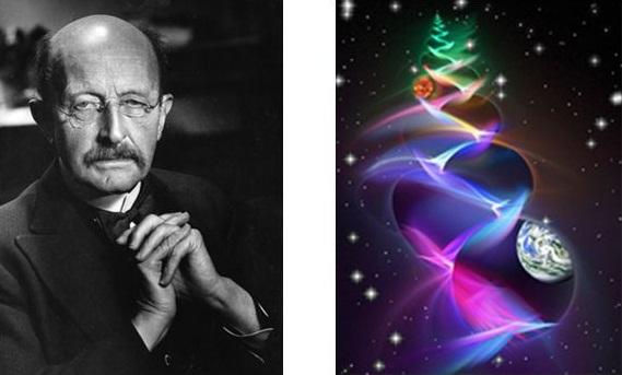 Max Planck - Scalar energy