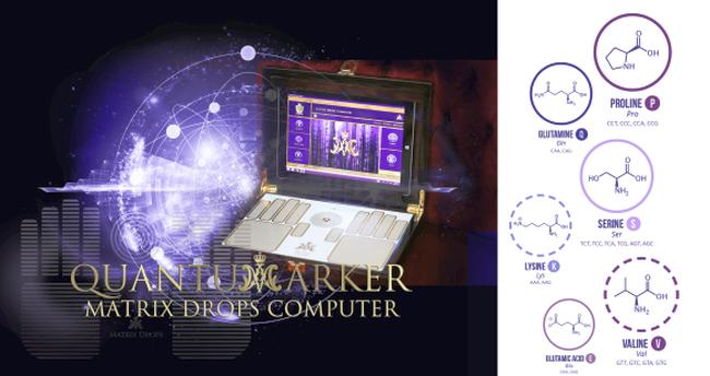 Aminosavak hiányának detektálása Matrix Drops Computerrel