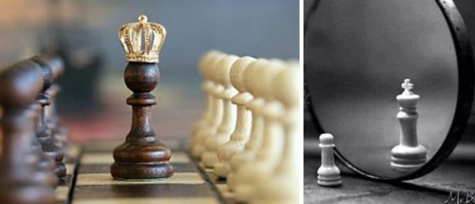 A király milyen jó vezér a sakkban