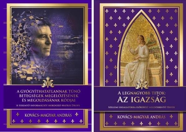 Kovács-Magyar András könyvei