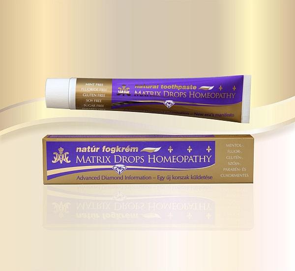 Fogkrém Matrix Drops Natural toothpaste
